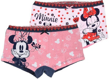 Disney Minnie Mouse Trusser 2-pak