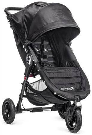 Baby Jogger City Mini GT, Black/Black