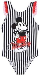 Disney Mickey Mouse Badedragt, Stribet