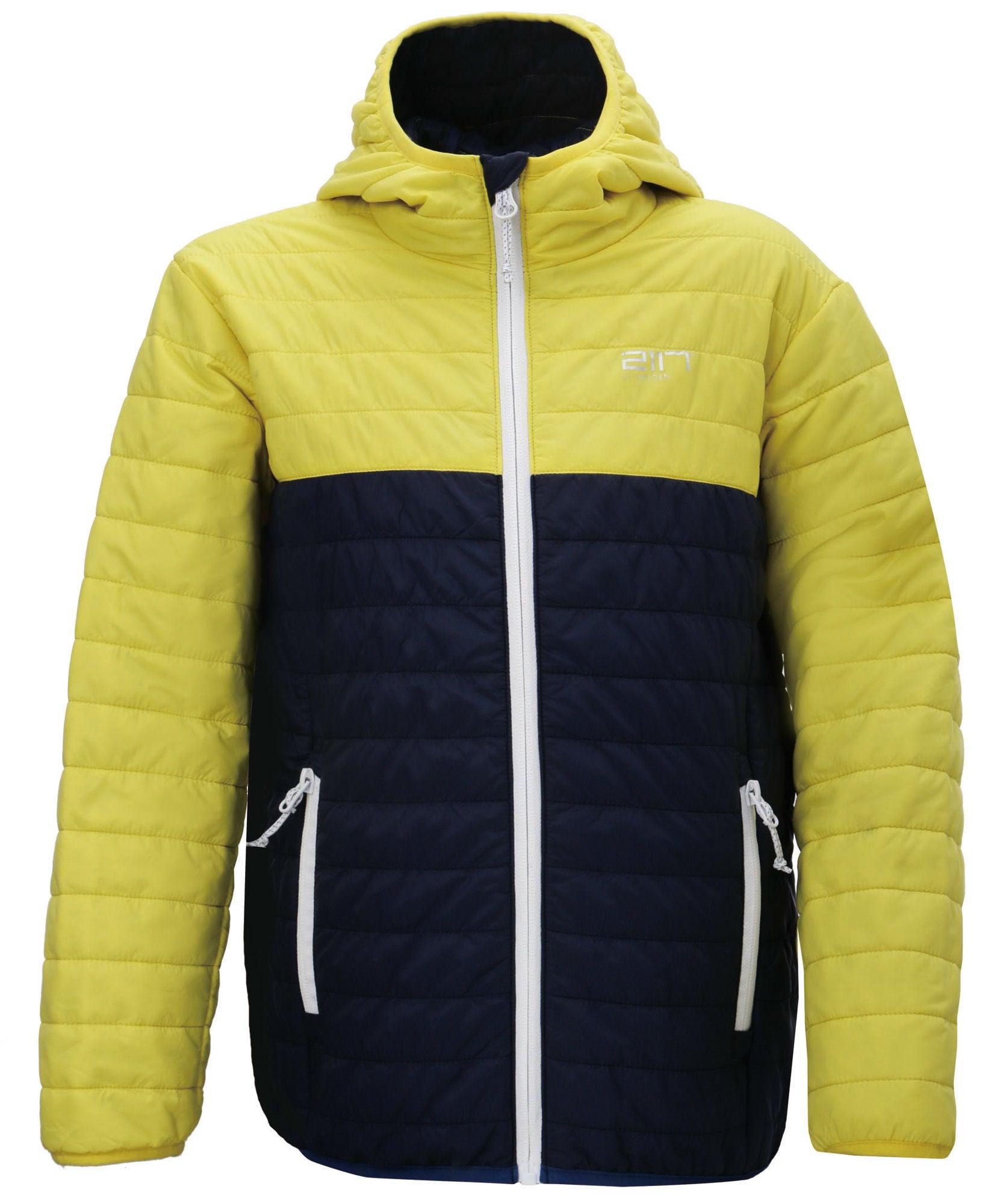 Køb 2117 Vallerås Jakke Dreng, Yellow | Jollyroom