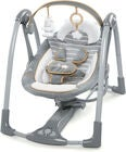 Ingenuity Swing Drejestol, Grey