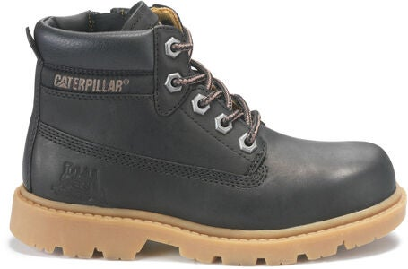 Caterpillar Colorado Zip Vinterstøvler, Black