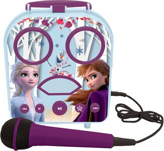 My Secret Portable Karaoke Frozen