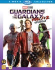 Marvel Guardians Of The Galaxy 1 And 2 Blu-Ray