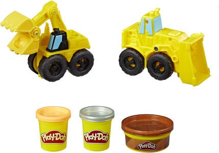 Play-Doh Legeler Konstruktion