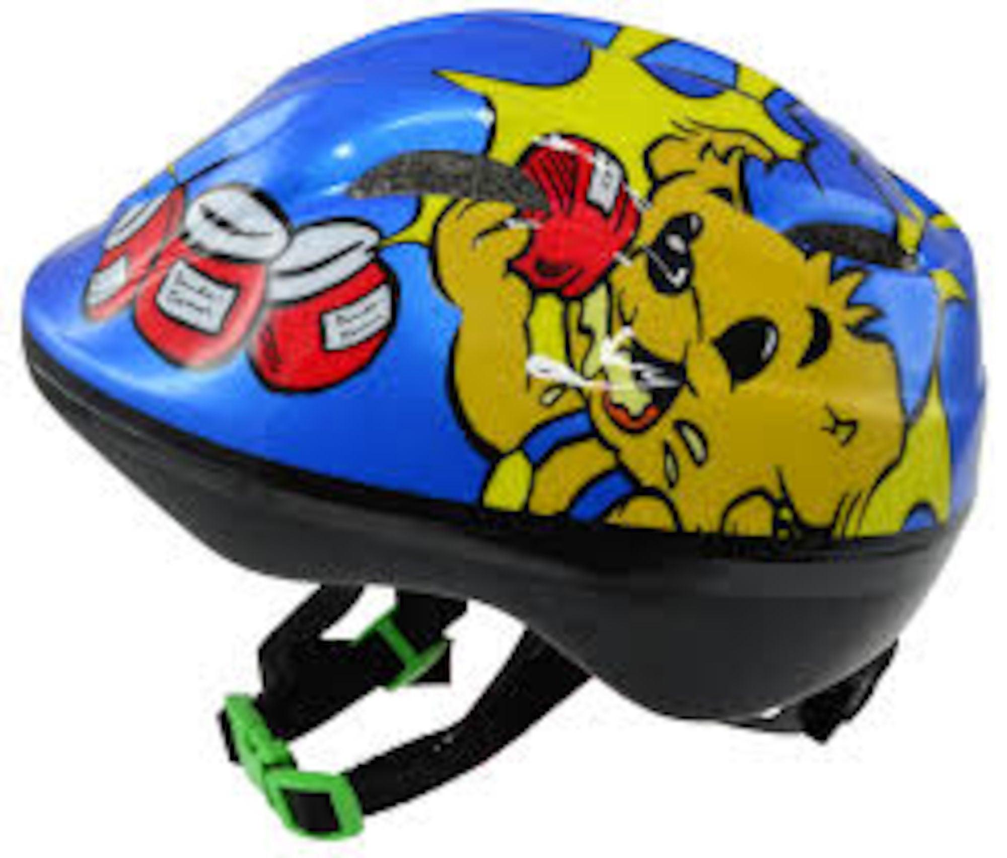 Tilda's Bamse Cykelhjelm, Blå | Helmets