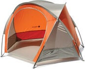 Lifeventure Compact UV-telt, Orange/Grey