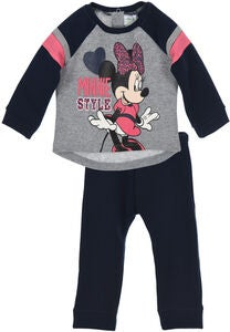 Disney Minnie Mouse Joggingtøj, Navy