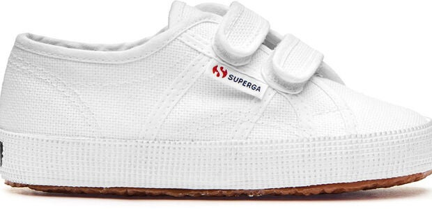 Superga 2750 Cotbumpstrapj Sneakers, White