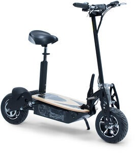 Impulse Electric Scooter 2000 W, Sort