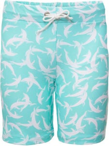 Petit Crabe Alex Badebukser, Mint Dolphin
