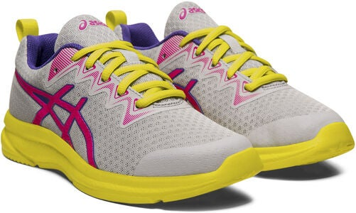 Asics Soulyte GS Sneakers, Piedmont Grey/Pink Glo