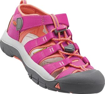 KEEN Newport H2 Toddlers Sandaler, Very Berry/Fusion Coral
