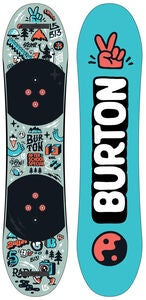 Burton Snowboard After School Special