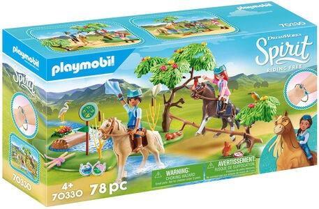 Playmobil 70330 River Adventure