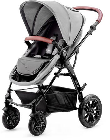 Kinderkraft Multipurpose 3-i-1 Moov Travelsystem, Grey