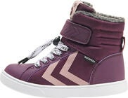 Hummel Splash Poly Jr Sneakers, Prune Purple