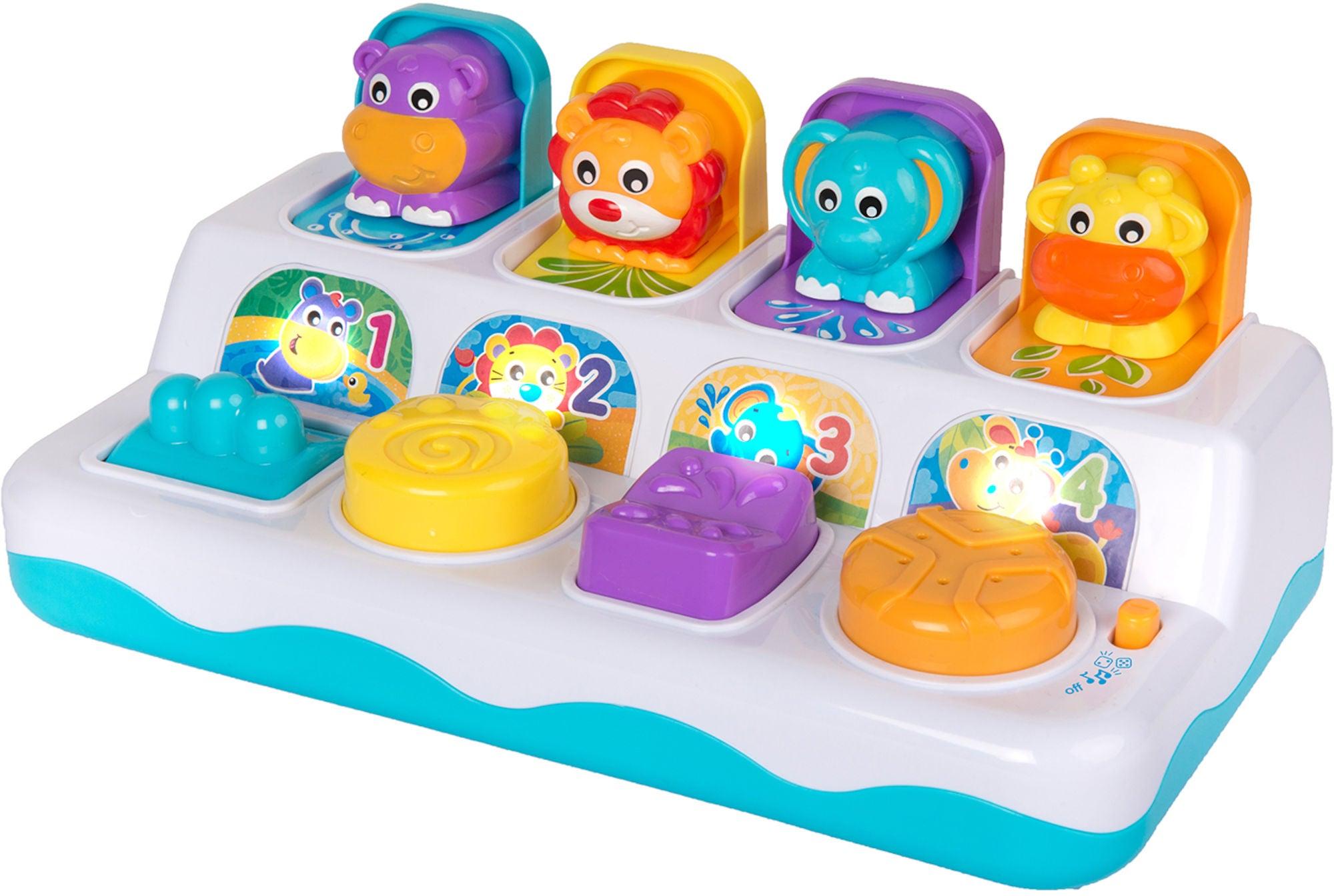 Lækker Køb PlayGro Pop Up Legetøj m. Lyd & Lys   Jollyroom DL-58