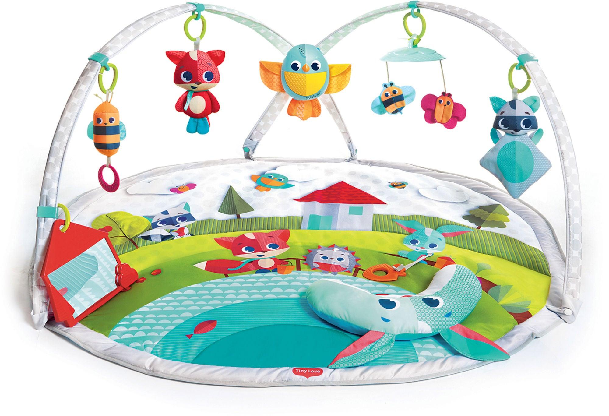 Splinternye Aktivitetstæpper | Aktivitets- og legetæpper til baby | Jollyroom EH-74