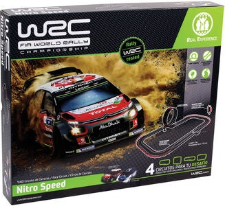 Ninco WRC Nitro Speed Racerbane