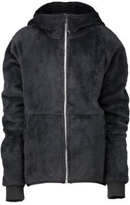 Wearcolour Flow Fleece Hoodie, Black