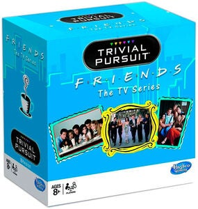Trivial Pursuit Friends Brætspil