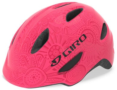 Giro Scamp MIPS Cykelhjelm, Bright Pink Pearl
