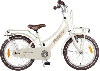 Volare Excellent Cykel 18 tommer, Hvid