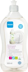 MAM Sensitive Opvaskemiddel 500ml