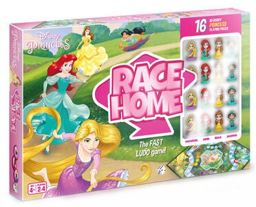 Disney Princess Spil Race Home Ludo