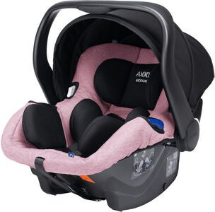 Axkid Modukid Infant Autostol til Baby, Pink