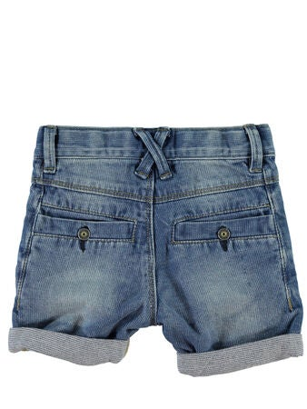 Name it Mini Denimshorts Bobsi Medium Blue Denim