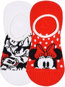 Disney Minnie Mouse Strømper 3-pak,