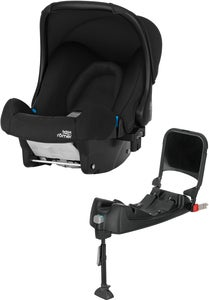 Britax Baby-Safe Autostol Baby inkl. Base, Cosmos Black