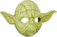 Star Wars The Empire Strikes Back Yoda Electronic Mask