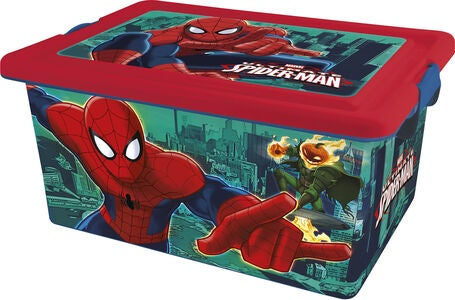 Marvel Spiderman Opbevaringskasse 13L