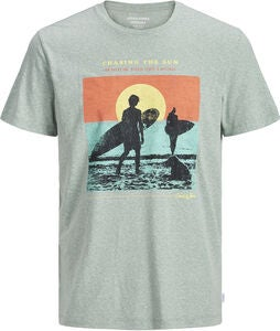 Jack & Jones Laguna T-Shirt, Green Bay