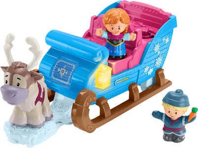 Fisher-Price Disney Frozen Kristoffers Slæde