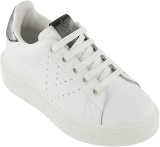 Victoria Deportivo Piel Sneakers, Anthracite