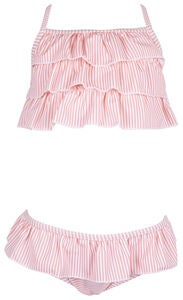 Max Collection Bikini, Candy Pink/White