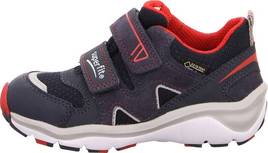 Superfit Sport5 Sneakers GORE-TEX, Blue/Red
