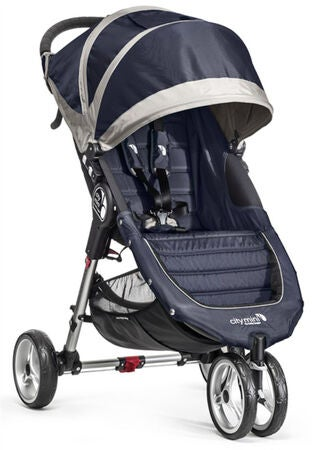 Baby Jogger City Mini, Blue/Grey