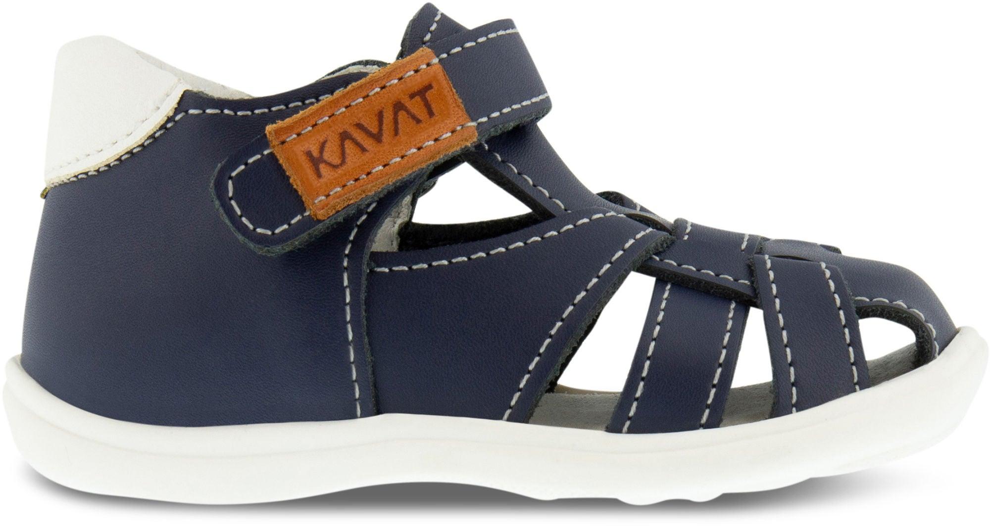 Kavat Blue Rullsand Sandals   AlexandAlexa