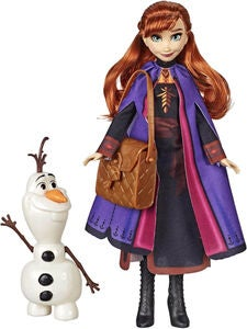 Disney Frozen 2 Storytelling Fashion Dukke Anna