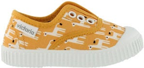 Victoria Inglés by Jessica Nielsen Sneakers, Yellow