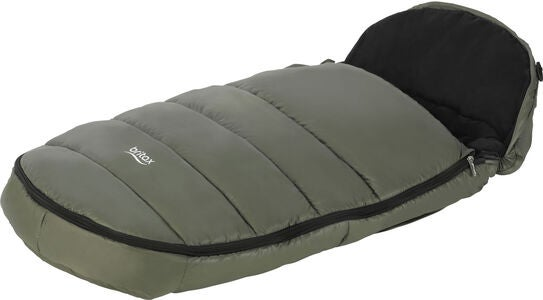 Britax Shiny Cosytoes Kørepose, Olive Green