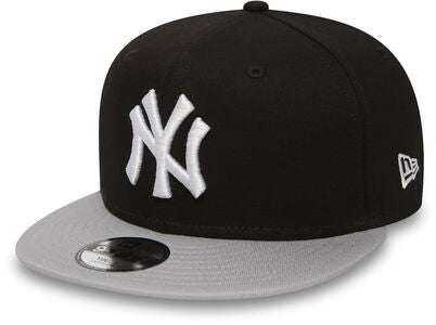 New Era MLB Kids Cotton Block Kasket, Black