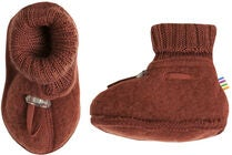 Joha Sleeping Booties, Paprika