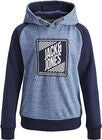 Jack & Jones Mill Hoodie, Azure Blue
