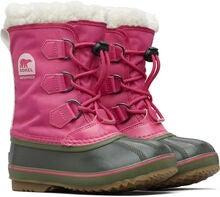2f43c157367 Sorel Children's Yoot Pac Støvler, Pink/Alpine Tundra